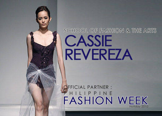 Cassie Revereza Holiday 2010