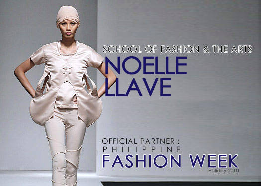 Noelle Llave Holiday 2010