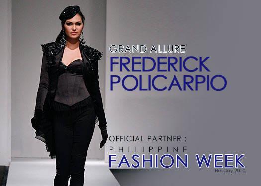 Frederick Policarpio: Holiday 2010