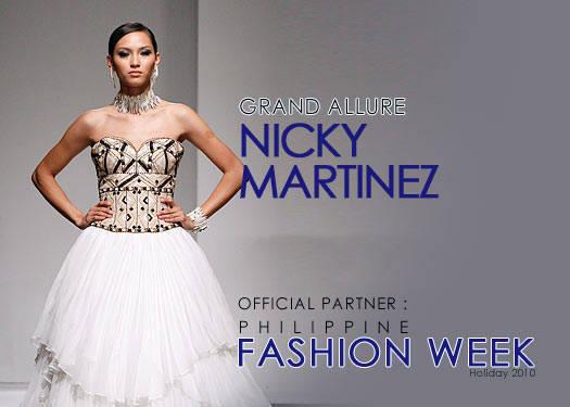 Nicky Martinez: Holiday 2010