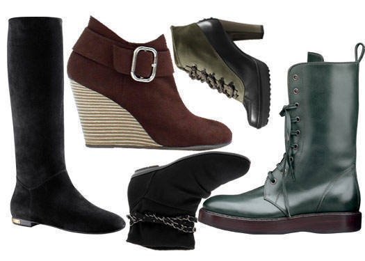 Shoe Preview: A/w '10 Boots