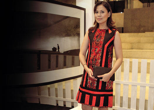 Style Guide: Liza Ilarde-cuenca On Wearing Prints