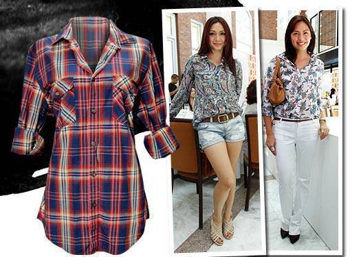 Trendspotting: Printed Shirt