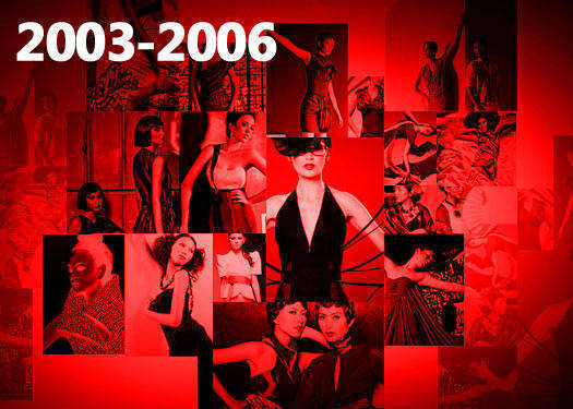 Preview's Designers To Watch Out For: 2003-2006