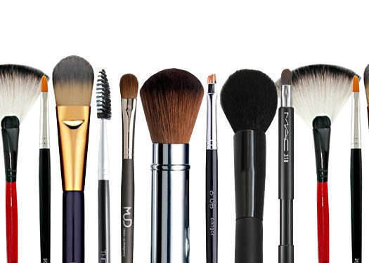 Make Up Brushes 101