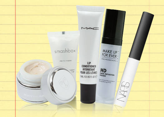 Beauty Lab: Primers