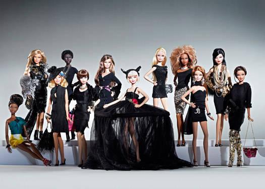 Cfda Barbies