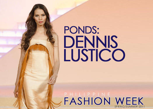 Dennis Lustico For Pond's Gold Radiance Spring/summer 2011
