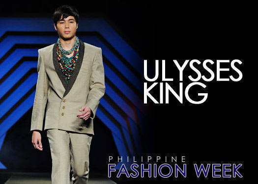 Ulysses King: Spring/summer 2011