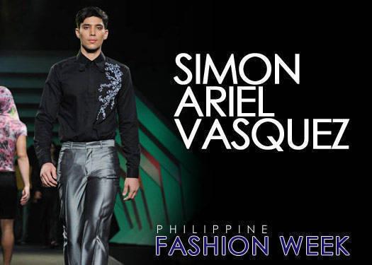 Simon Ariel Vasquez: Spring/summer 2011