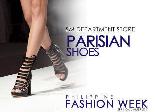 Sm Department Store Parisian Shoes Spring/summer 2011