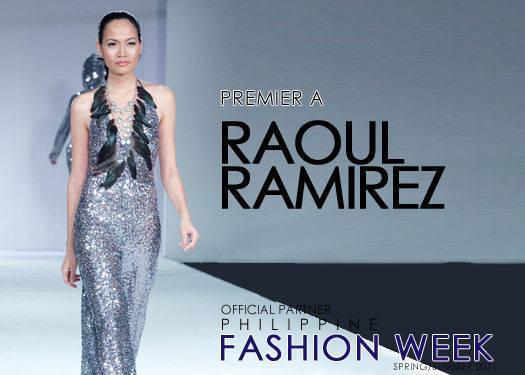 Raoul Ramirez: Spring/summer 2011