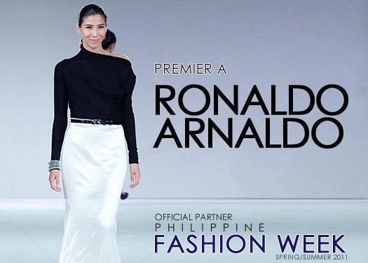 Ronaldo Arnaldo: Spring/summer 2011