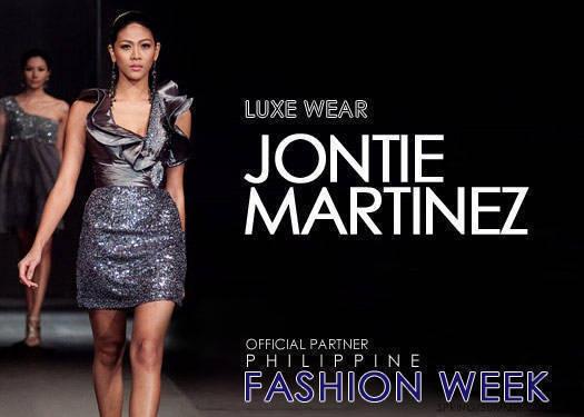 Jontie Martinez Spring/summer 2011