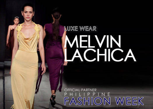 Melvin Lachica Spring/summer 2011