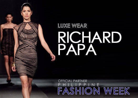 Richard Papa Spring/summer 2011