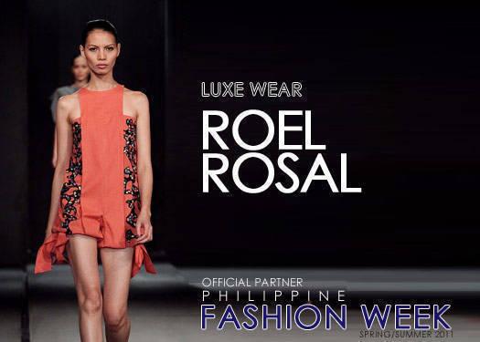 Roel Rosal Spring/summer 2011