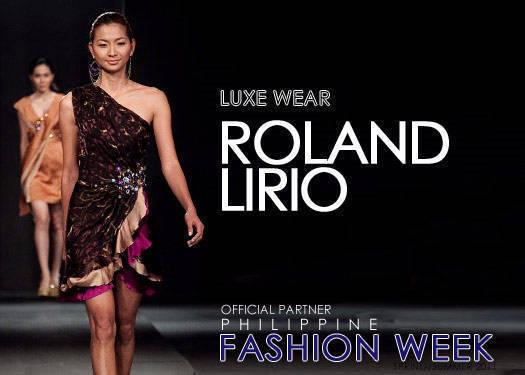 Roland Lirio Spring/summer 2011