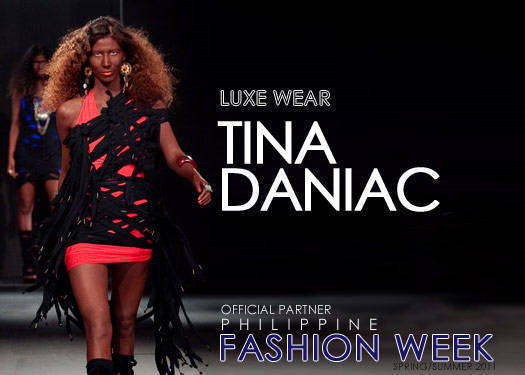 Tina Daniac Spring/summer 2011