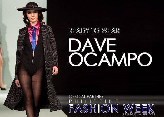 Dave Ocampo Spring/summer 2011