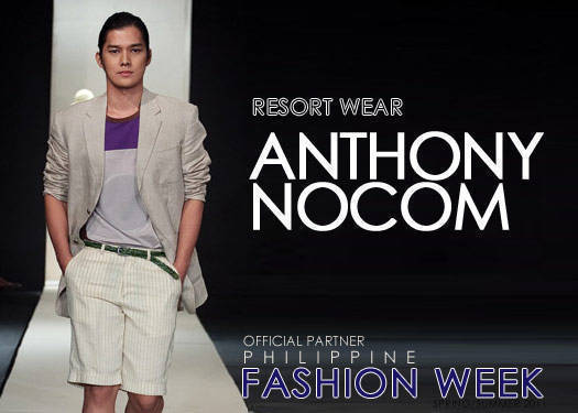 Anthony Nocom Resort Wear 2011