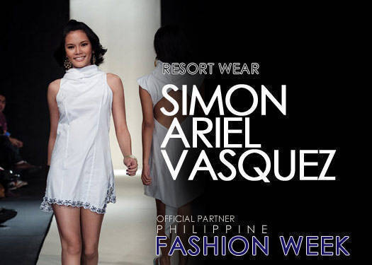 Simon Ariel Vasquez Resort Wear 2011