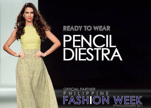 Pencil Diestra Spring/summer 2011