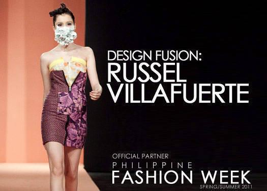 Russell Villafuerte Spring/summer 2011