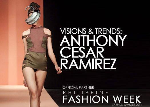 Anthony Cesar Ramirez Spring/summer 2011