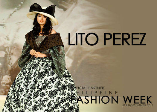 Lito Perez Spring/summer 2011