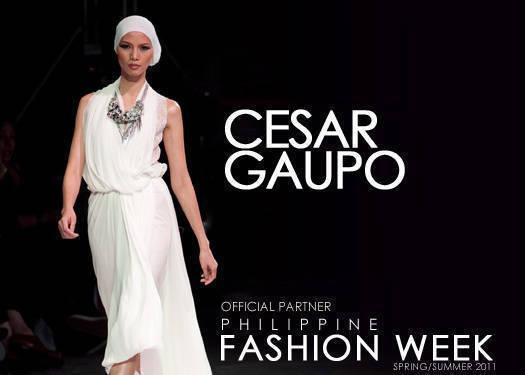 Cesar Gaupo Spring/summer 2011