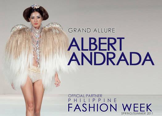 Albert Andrada Spring/summer 2011