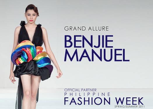 Benjie Manuel Spring/summer 2011