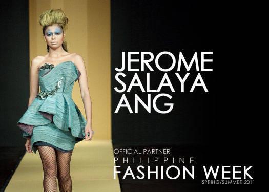 Jerome Salaya Ang Spring/summer 2011