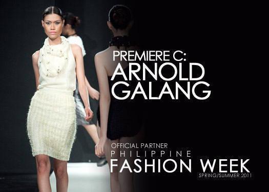 Arnold Galang Spring/summer 2011