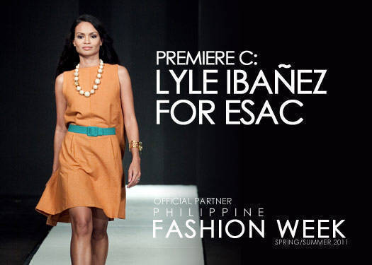Lyle Ibanez For Esac Spring/summer 2011