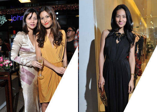 Charina Sarte Boutique Launch