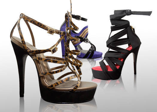 Cesar Gaupo Footwear: Abstraction
