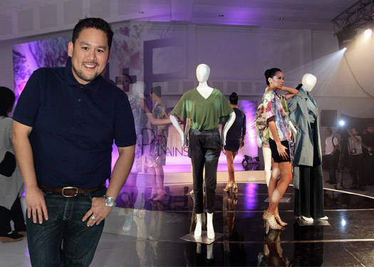 Rajo Laurel For Plains & Prints Launch