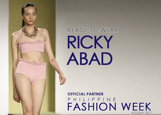 Ricky Abad Holiday 2011
