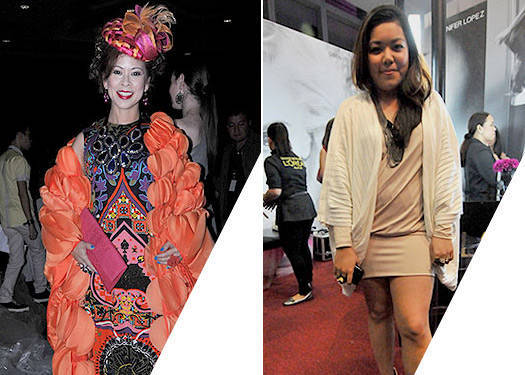 Philippine Fashion Week Holiday 2011: Day 4