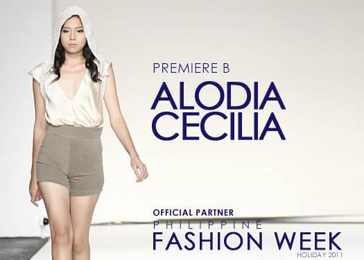 Alodia Cecilia Holiday 2011