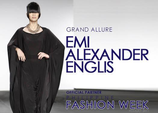Emi Alexander Englis Holiday 2011