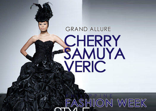 Cherry Samuya Veric Holiday 2011