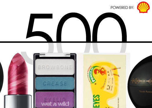 Beauty Buys Under 500