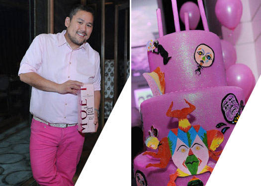 Rajo's Pink Party