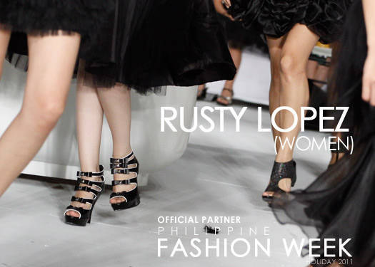 Rusty Lopez Women Holiday 2011