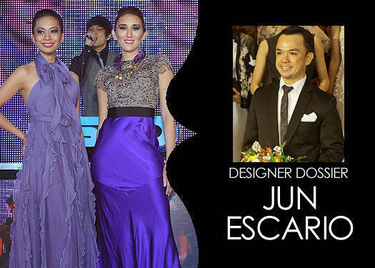 Designer Dossier: Jun Escario