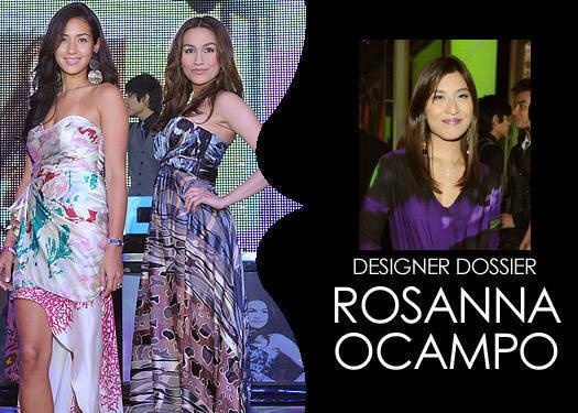 Designer Dossier: Rosanna Ocampo