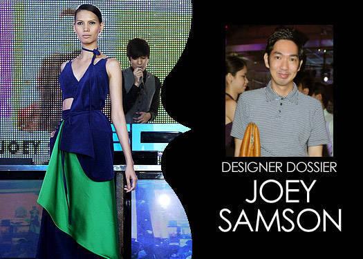 Designer Dossier: Joey Samson